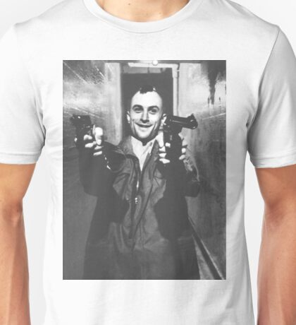 Travis Bickle Taxi Driver Unisex T-Shirt