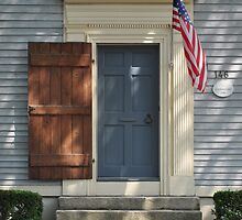Doors of Wickford  by Shelby  Stalnaker Bortone