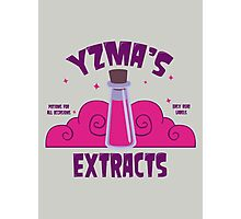 Yzma's Extracts Photographic Print