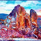 Cathedral Rock Sunset by sirthomas1960