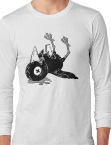 Dead Bird - Teefury Long Sleeve T-Shirt