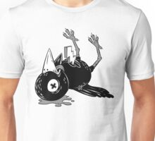 Dead Bird - Teefury Unisex T-Shirt