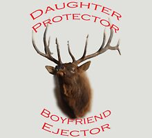 Daughter Protector Unisex T-Shirt