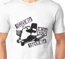 Stolen Granny Wagon Unisex T-Shirt