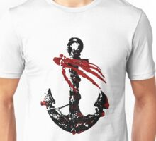 Skull Anchor Unisex T-Shirt