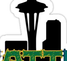 Seattle Sports Sticker