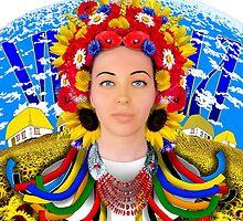 THE UKRAINE by thesamba