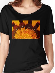 Inside the Flower Women's Relaxed Fit T-Shirt