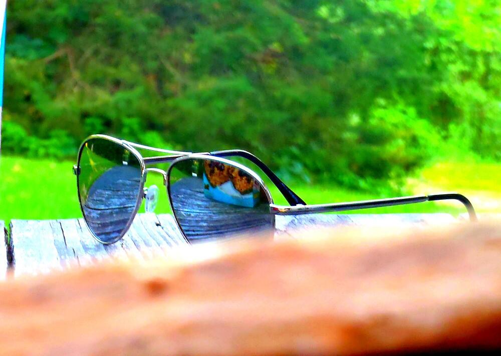 Glasses by Cassie Jahn