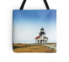 Point Cabrillo Lighthouse No. 03, Color Tote Bag