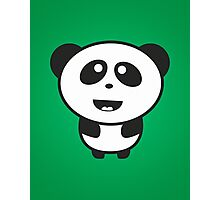 Cute Baby Panda Photographic Print