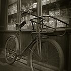 Old Trade Bike by SHOI Images