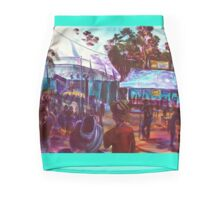 GYMPIE MUSTER- COLLECTION - POETS BREAKFAST-MUSTER CLUB Mini Skirt