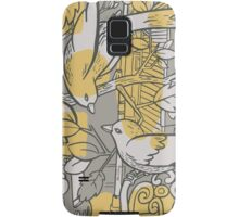 It's Nice To Be Home Samsung Galaxy Case/Skin