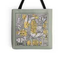 It's Nice To Be Home Tote Bag