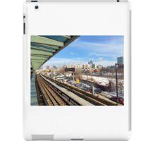 Chicago Chinatown L Stop iPad Case/Skin