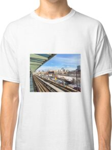 Chicago Chinatown L Stop Classic T-Shirt