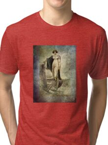 FASHIONABLE LADIES MORNING DRESS 1813 Tri-blend T-Shirt