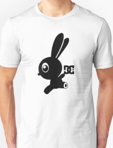 Make your own luck bunny shirt T-Shirt