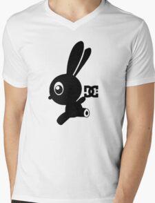Make your own luck bunny shirt Mens V-Neck T-Shirt