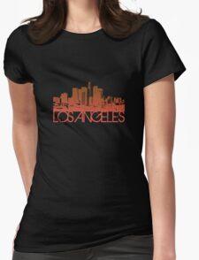 Los Angeles Skyline T-shirt Design T-Shirt