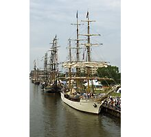 Tall Ships Festival Photographic Print