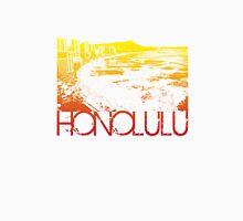 Honolulu Skyline T-shirt Design T-Shirt