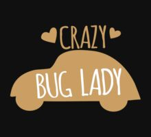 Crazy Bug Lady by jazzydevil