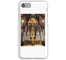 University of Notre Dame Basilica iPhone Case/Skin