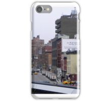 New York City High Line iPhone Case/Skin