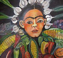 Food and Frida by Ruth Olivar Millan by Ruth OLIVAR MILLAN