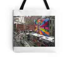 New York City High Line View Tote Bag