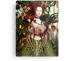 Miss Eve Metal Print