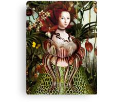Miss Eve Canvas Print