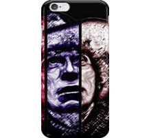 Baker-scarfed iPhone Case/Skin