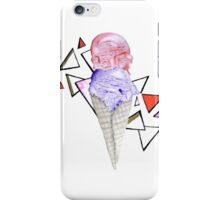 Ice Cream Cone iPhone Case/Skin