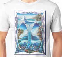 Coastal Life a3 Unisex T-Shirt