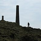 Cornish Tin Mine (5927) by Tony Payne