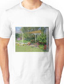 Shady corner, Toowoomba, Queensland, Australia Unisex T-Shirt