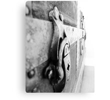 Lock of Ages Canvas Print