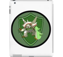 Chestnaught - The Spiky Armour Pokemon iPad Case/Skin