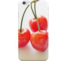 Cherry Ripe iPhone Case/Skin