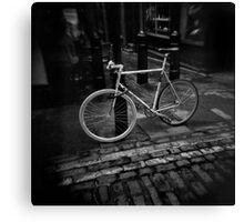 Holga Bike Canvas Print