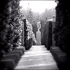Sculpture Garden no.1 by R.E.  Traughber