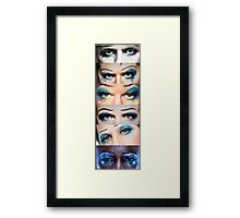 HEDWIGS Framed Print
