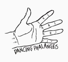 Dancing Phalanges by AllieJoy224