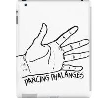 Dancing Phalanges iPad Case/Skin