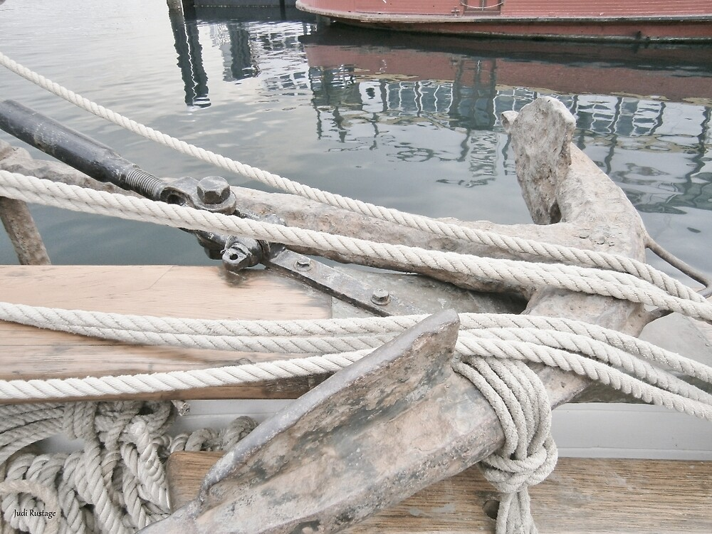 Anchored by Judi Rustage