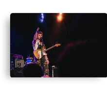 Mac Demarco Live 2 Canvas Print