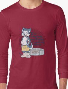 Big boy husky. Long Sleeve T-Shirt